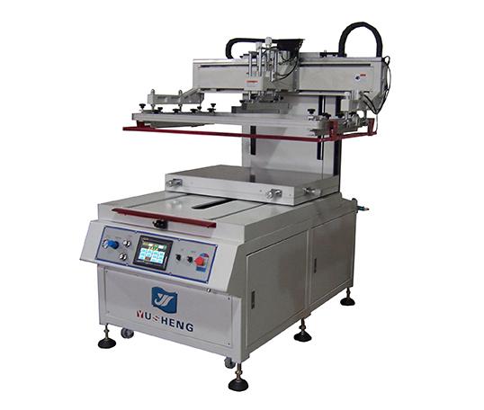 5060PA单跑台丝印机