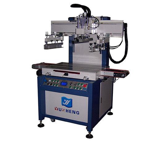 5070PB自动退料丝印机