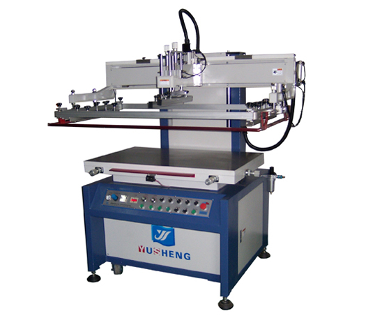YS-6090PA半自动精密平面丝印机