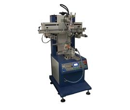 小型气动曲面丝印机