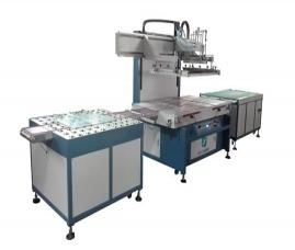 YS-90160T自动玻璃丝印机