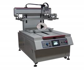 4060T单跑台丝印机